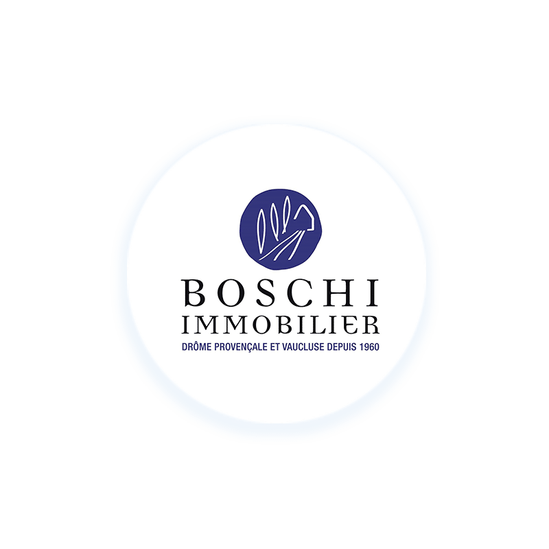 Agence Web Avignon et Vaucluse - Client Boshi Immobilier