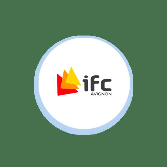 Agence Web Avignon et Vaucluse - Client IFC Avignon