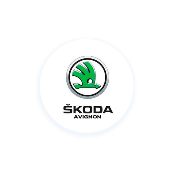 Agence Web Avignon et Vaucluse - Client Skoda