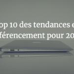 Top 10 des tendances en référencement pour 2019