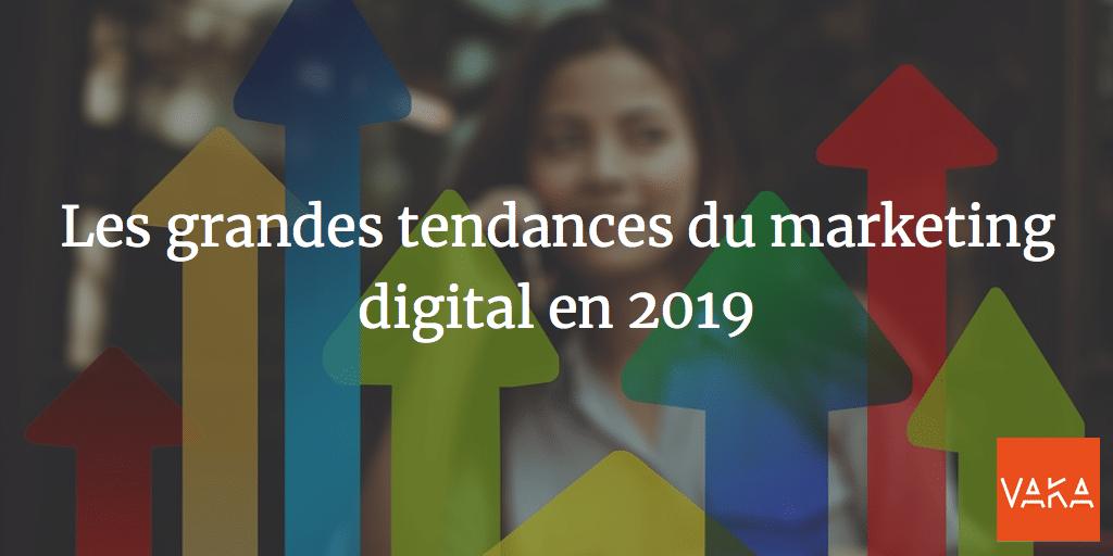 Agence Web Avignon et Vaucluse - Les grandes tendances du marketing digital en 2019