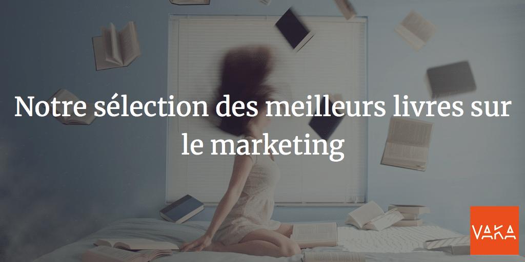 Agence Web Avignon et Vaucluse - Notre sélection des meilleurs livres sur le marketing