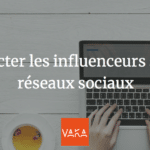 Contacter les influenceurs sur les réseaux sociaux
