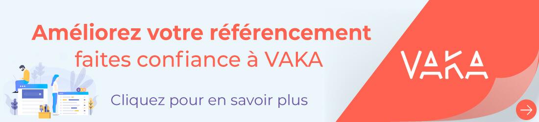 VAKA Agence référencement marketing Avignon