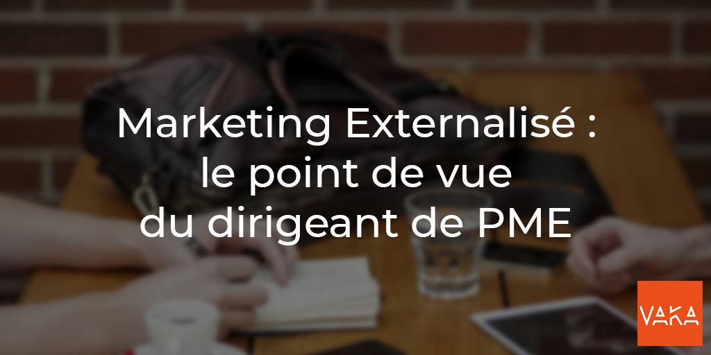 marketing externalisé